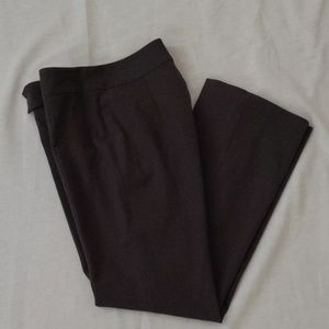 Banana republic grey pants size 2